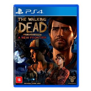 The Walking Dead - A New Frontier - PS4