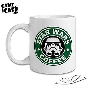Caneca Star Wars Coffee