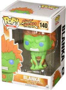 Funko BLANKA Street Fighter Pop! Games