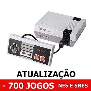 Atualização NES Classic Edition