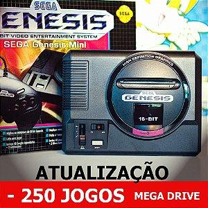 Atualização Mini SEGA Genesis