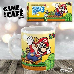 Caneca Super Mario Advance 4