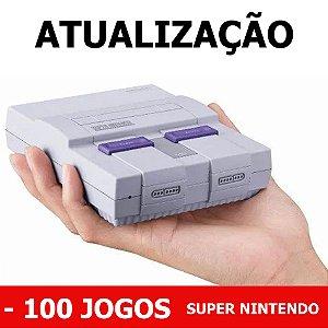 Atualização Super Nintendo Classic Edition