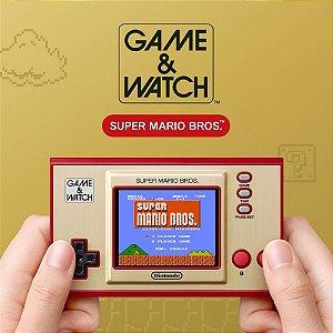 Game & Watch: Super Mario Bros