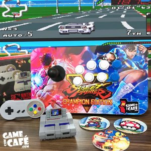 Fliperama Arcade Retro 10.000 Jogos