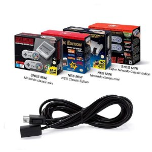Extensor para Controles Nintendo