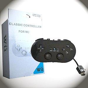 Controle Wii e Nintendo Classics