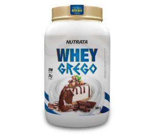 WHEY GREGO  SABOR CHEESECAKE CHOCOLATE 900G - NUTRATA