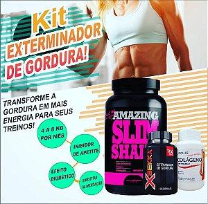 KIT EXTERMINADOR DE GORDURA