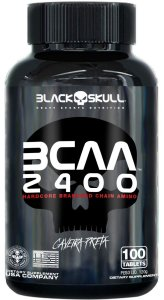 BCAA BLACK SKULL 100CAPS