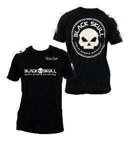 CAMISA ORIGINAL BLACK SKULL USA