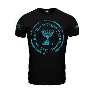 Camiseta Mossad Oficial Secret Box Team Six