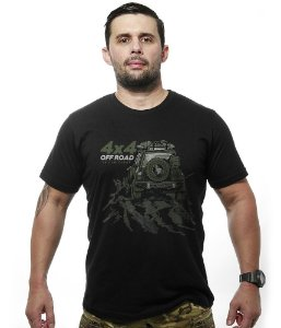 Camiseta Off Road T6 Limitless