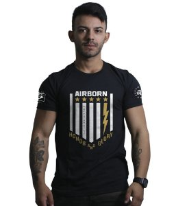 Camiseta AirBorn Honor and Glory