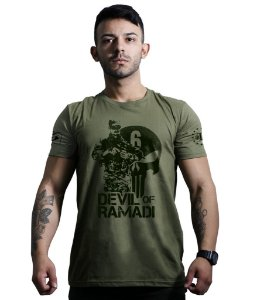 Camiseta Devil Of Ramadi