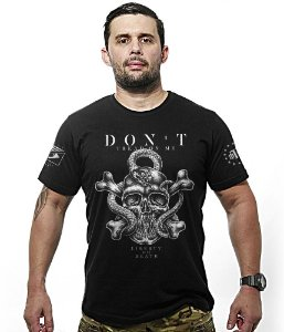 Camiseta Don't Trade On Me