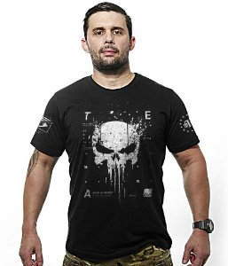 Camiseta New Punisher