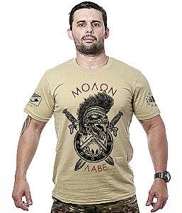 Camiseta Molon Labe