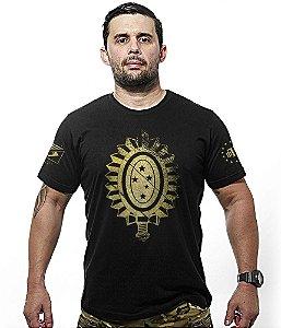 Camiseta Exército Brasileiro Gold Line