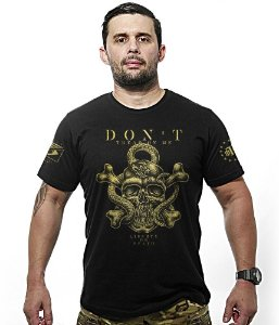 Camiseta Don't Trade On Me Gold Line