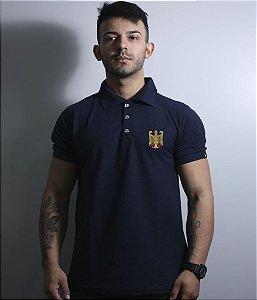 Camiseta Gola Polo Spezialkrafte Alemanha Bordada Team Six
