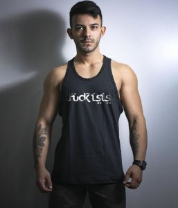 Camiseta Regata Fuck Isis