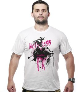 Camiseta Off Road Motocross Free Style