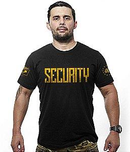 Camiseta Security