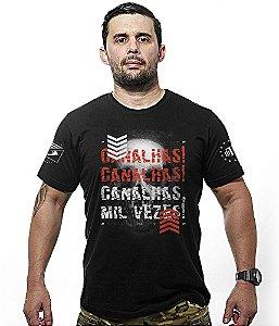 Camiseta Canalhas Canalhas
