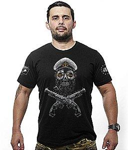 Camiseta Morte aos Tiranos