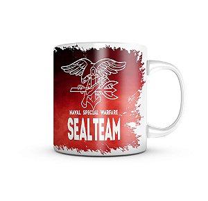 Caneca Seal Team 325ml