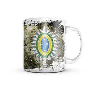 Caneca Exército Brasileiro 325ml