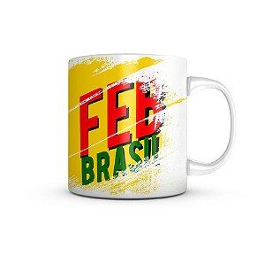Caneca FEB Brasileiro 325ml