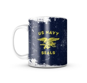 Caneca US Navy Seals 325ml