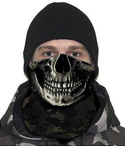 Face Armor Camuflado Multicam Black