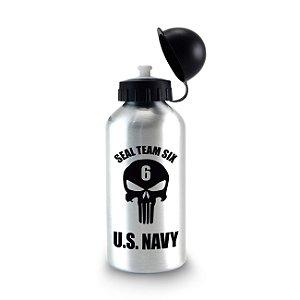 Squeeze Militar Punisher Seal Team US Navy