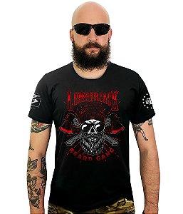 Camiseta Squad T6 Instrutor Fritz Lumberjack