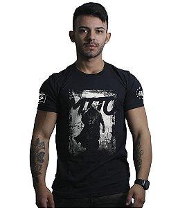 Camiseta Militar MITO Brasil Acima de Tudo Deus Acima de Todos