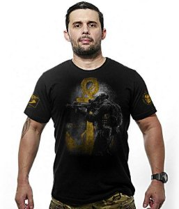 Camiseta Marinha Tactical