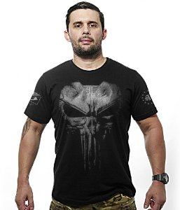 Camiseta Punisher Plate