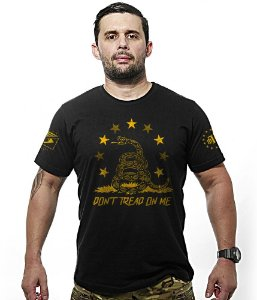 Camiseta Don't Tread On Me Snake