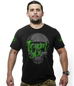 Camiseta Militar Team Six