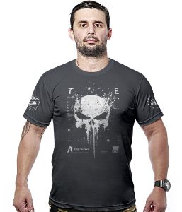 Camiseta Militar New Punisher Hurricane Line