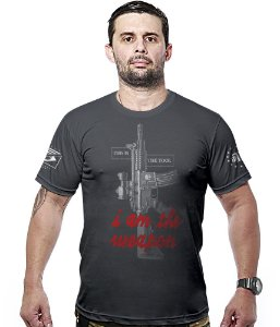 Camiseta Militar This is The Tool Hurricane Line