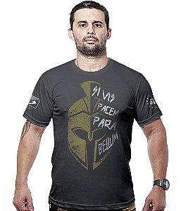 Camiseta Militar Si Vis Pacem Para Bellum Sparta Hurricane Line