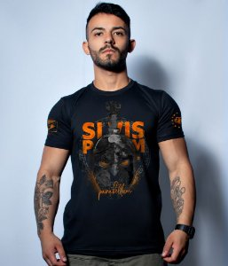 Camiseta GuFz6 Si Vis Pacem Para Bellum