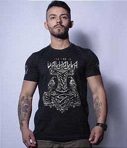 Camiseta Militar Magnata See You In Valhalla