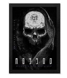 Poster com Moldura Militar Mossad Kingdom