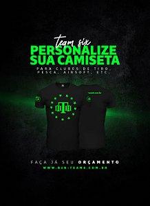 Camiseta Personalizada - Mínimo 20 unidades