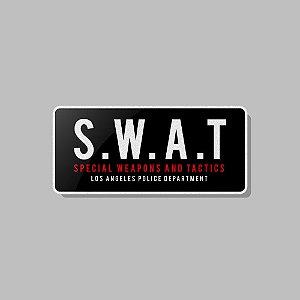 Adesivo Exclusivo S.W.A.T